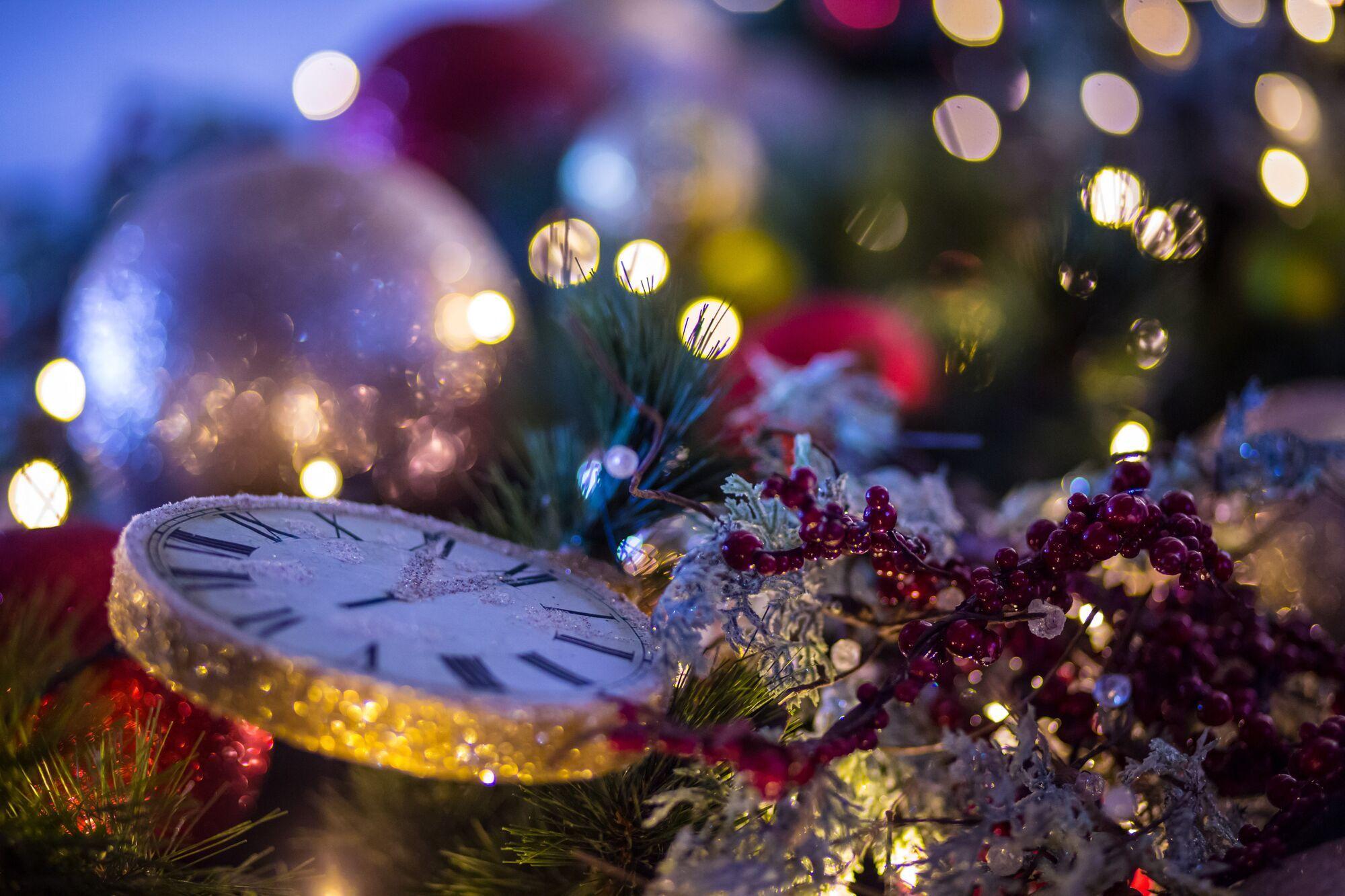 Новий рік 1 січня 2021 року випадає на п'ятницю