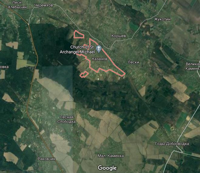 Загиблий хлопчик жив у селі, неподалік від Коломиї