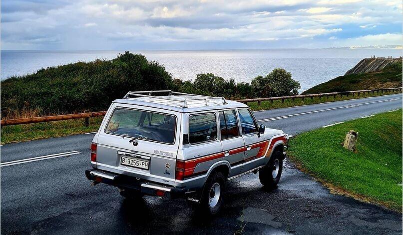 Toyota LC, который продают почти за 26 000 евро