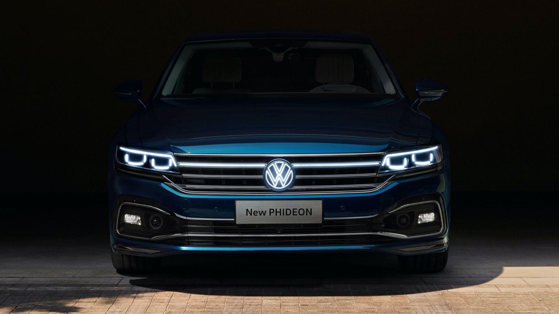 Volkswagen Phideon 2021.