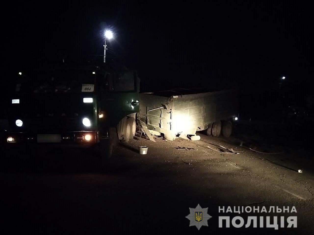 На Черниговщине произошла смертельная ДТП