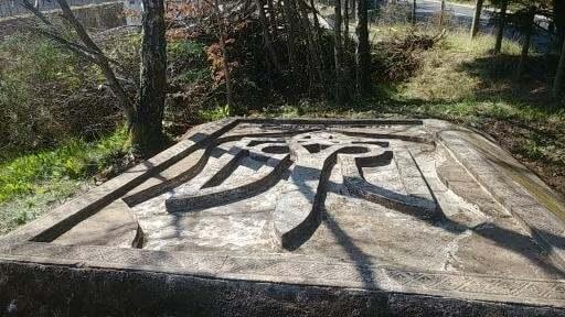 Герб Украины очистили в 2019 году.