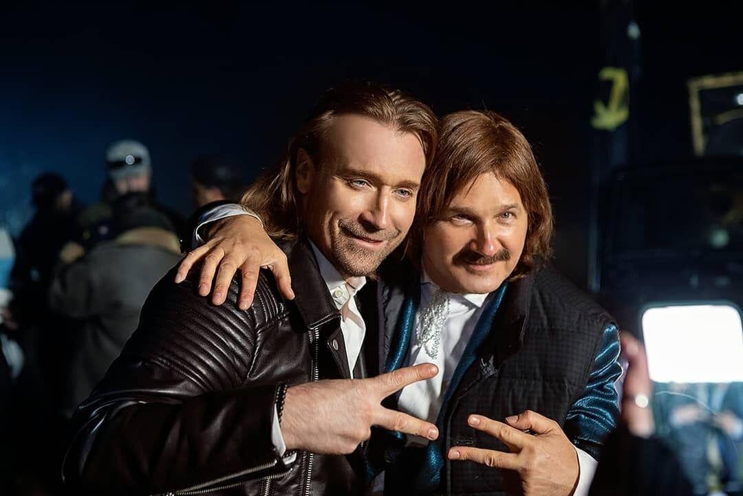 Винник и Горбунов.