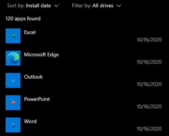 Веб-приложения, которые Microsoft принудительно установила на компьютер