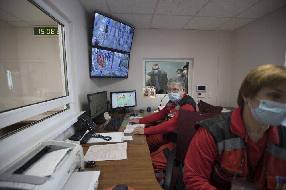 На Святошино в Киеве обновили отделение скорой