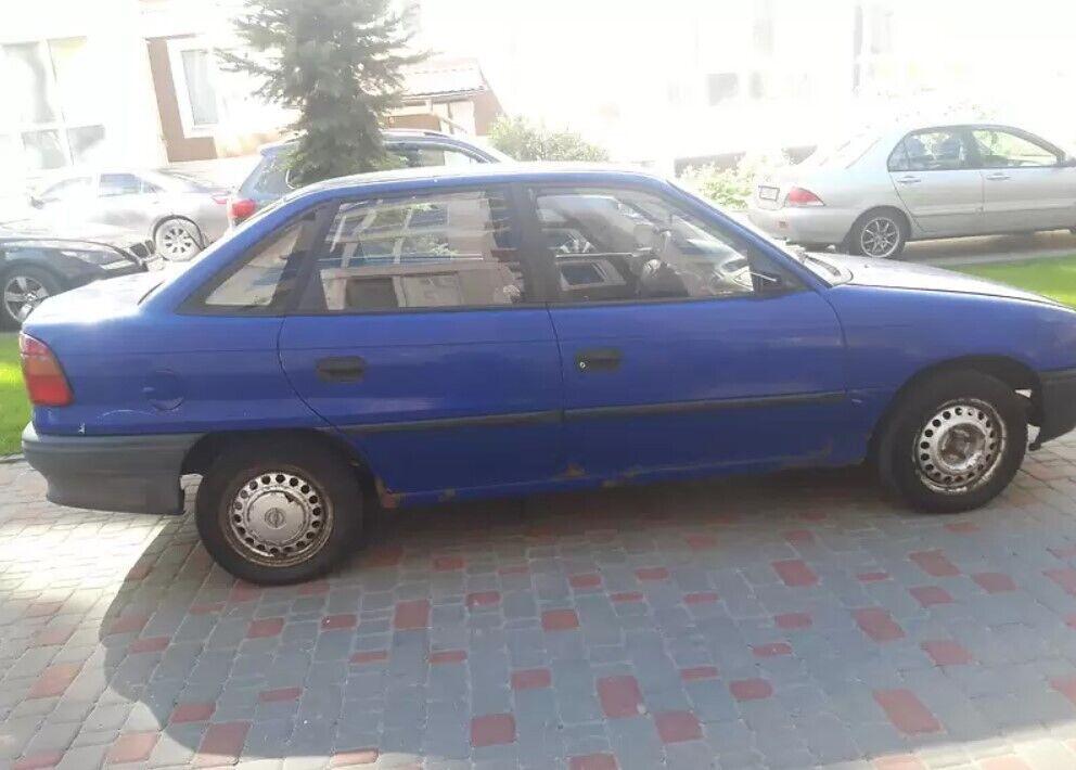 Opel Astra за 900 долларов