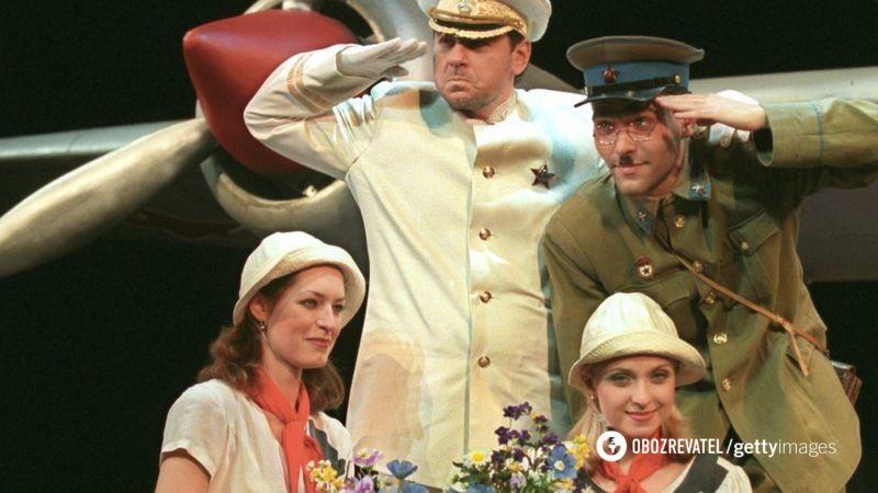 """Премьера мюзикла """"Норд-Ост"""" состоялась 19 октября 2001 года"""