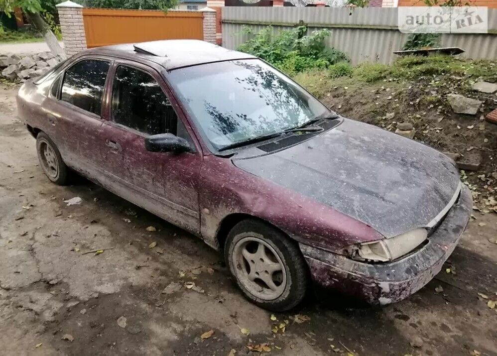 Ford Mondeo за 1150 долларов