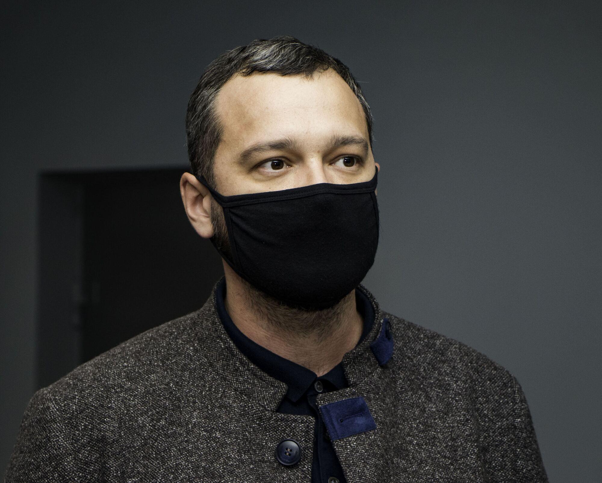 Ниделько сообщил, что все избирательные участки города будут обеспечены дезинфицирующими средствами и масками