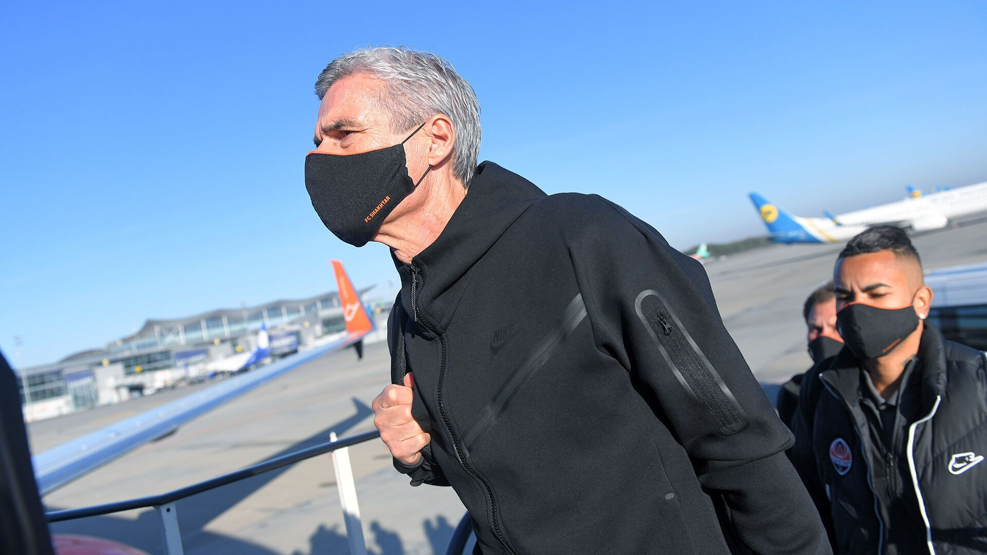 Луиш Каштру готовится к тяжелому матчу