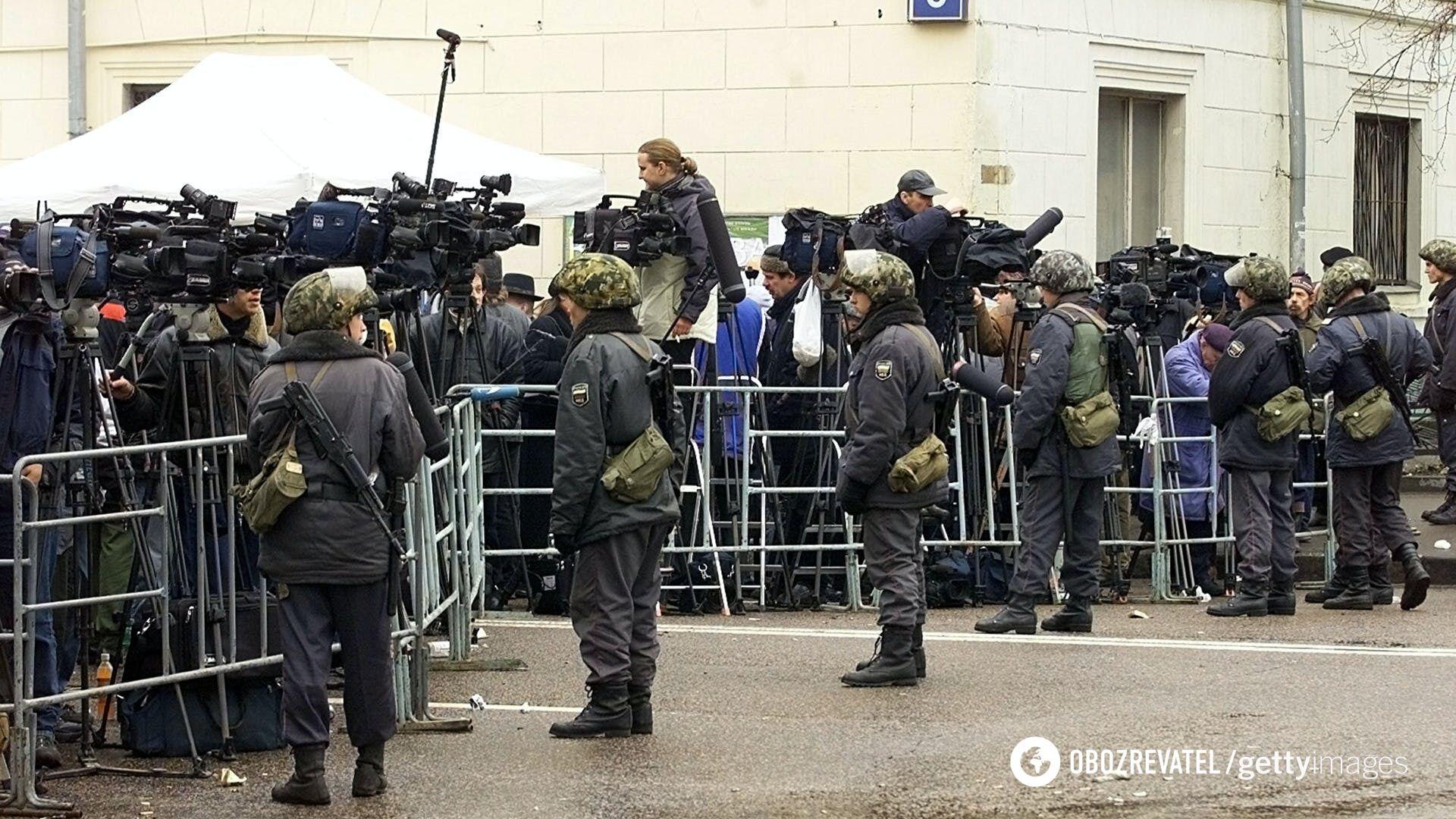 В заложниках театра на Дубровке оказались более 900 человек