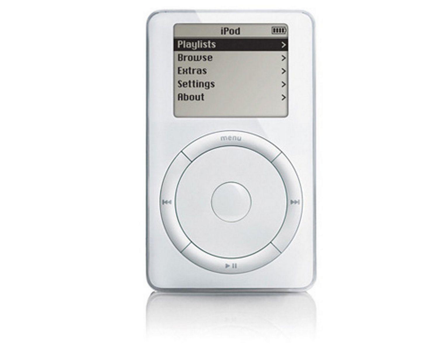 Первый iPod Apple стоил 399 долларов
