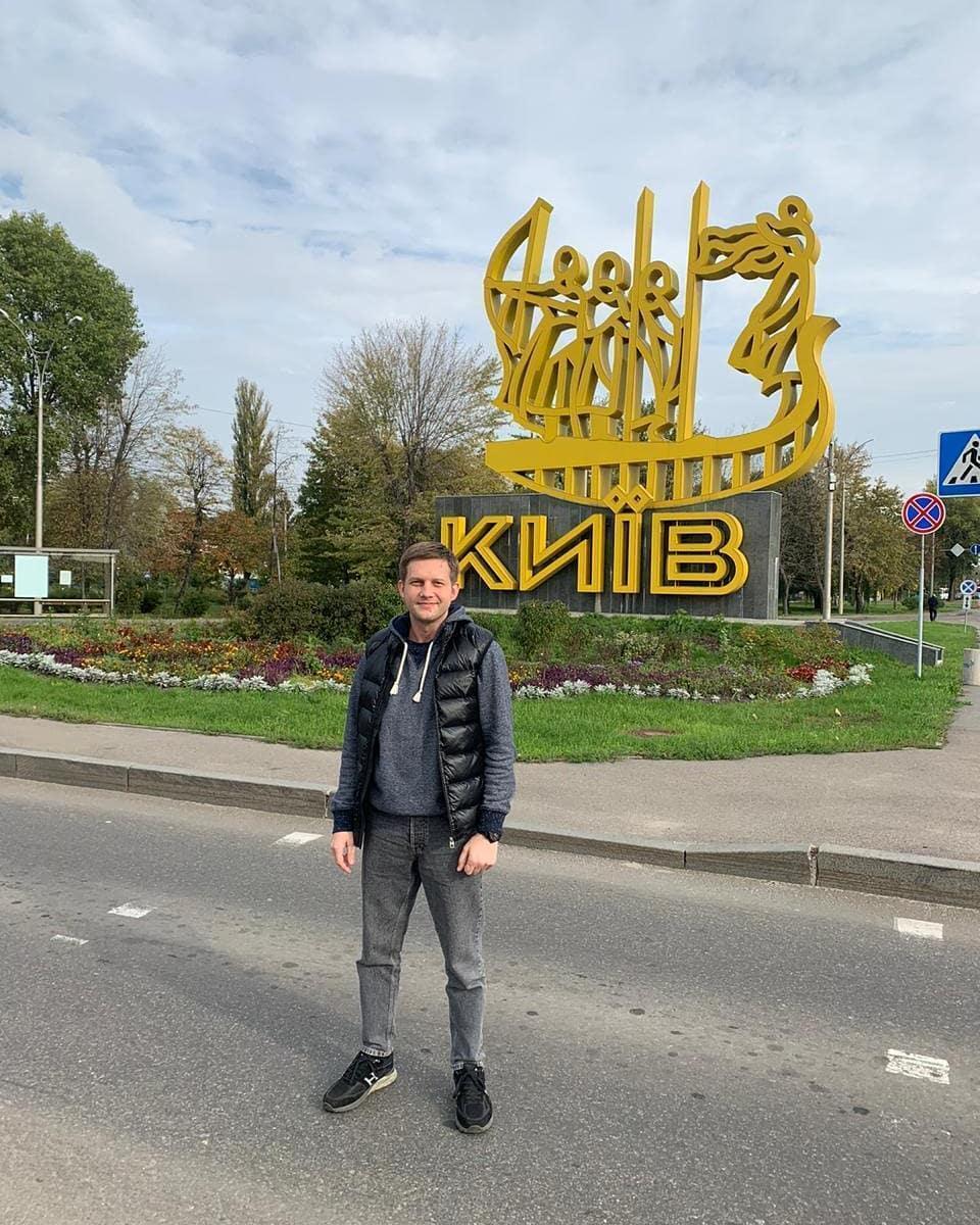 Корчевников в Киеве