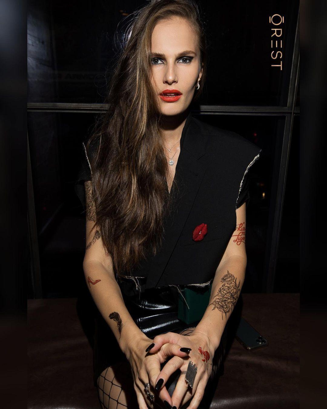 Костромичова призналась, что имела на шоу размытый образ.