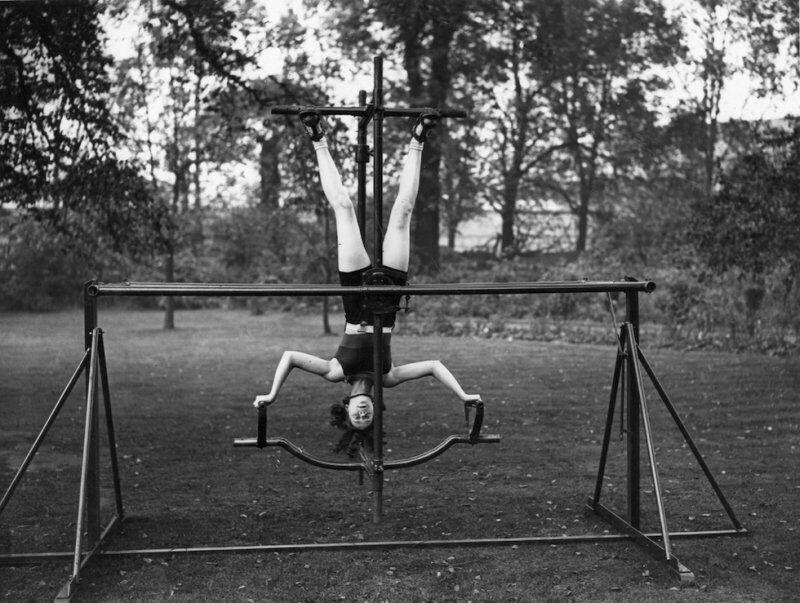 Новаторский тренажер, 1930 год