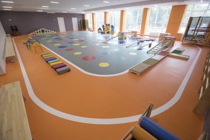 Кличко открыл в Киеве новый садик с бассейном и современным оборудованием. Фото