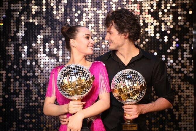 Мишина и Кот победили в шоу.