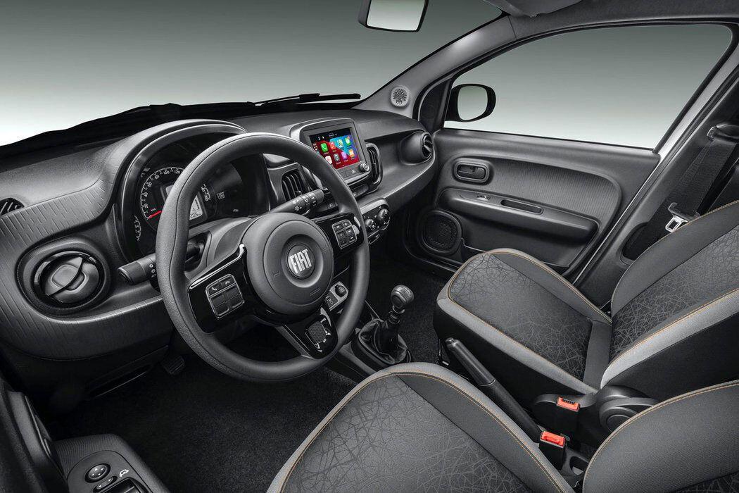 FIAT Mobi - один з найдешевших автомобілів у світі