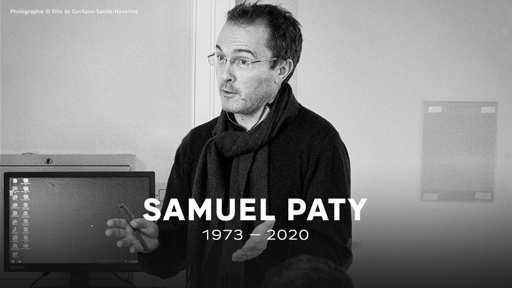 Самюель Паті