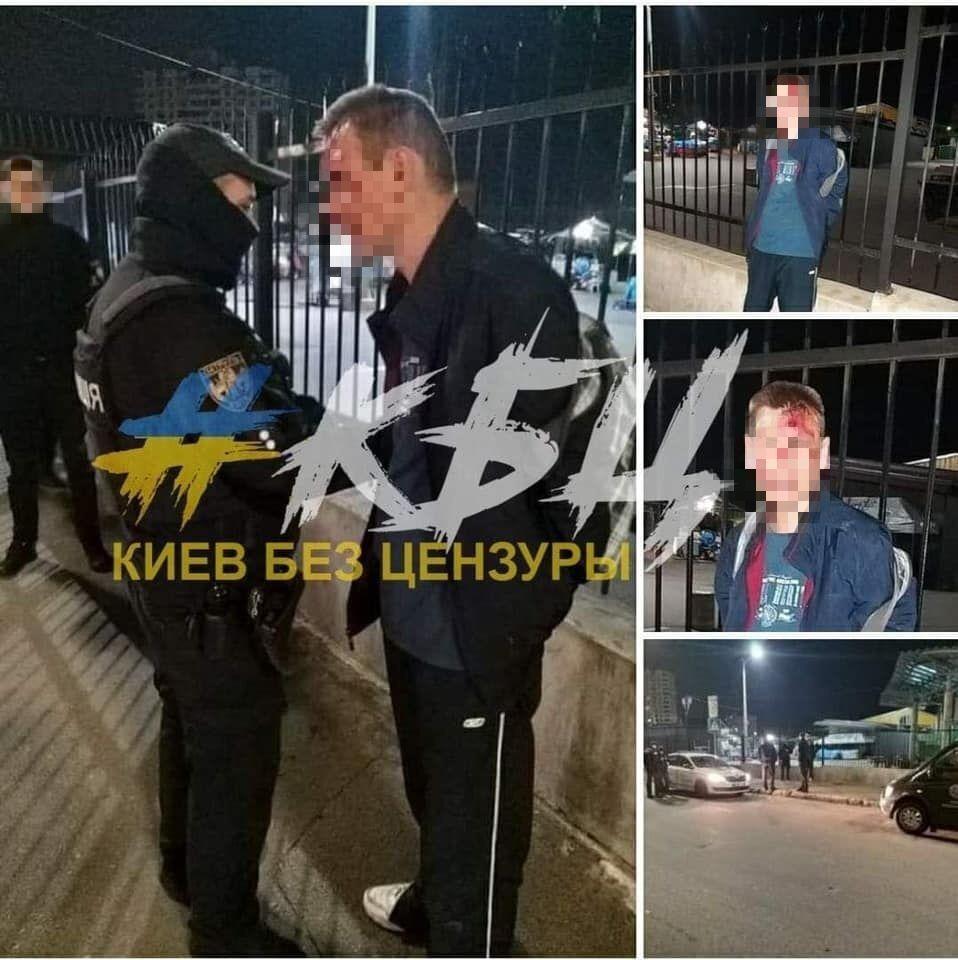 Полиция задержала мужчину, ограбившего пенсионерку в Киеве