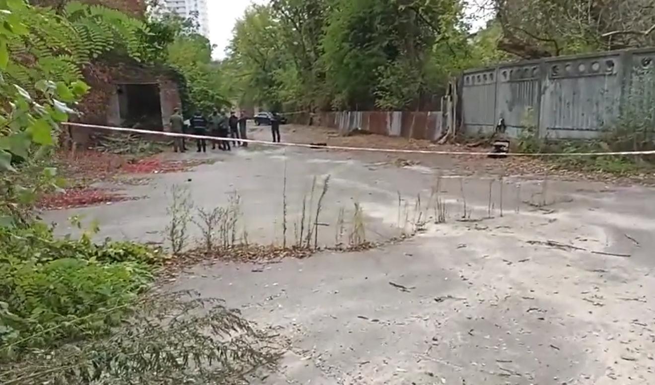 Тело парня нашли в заброшенной постройке