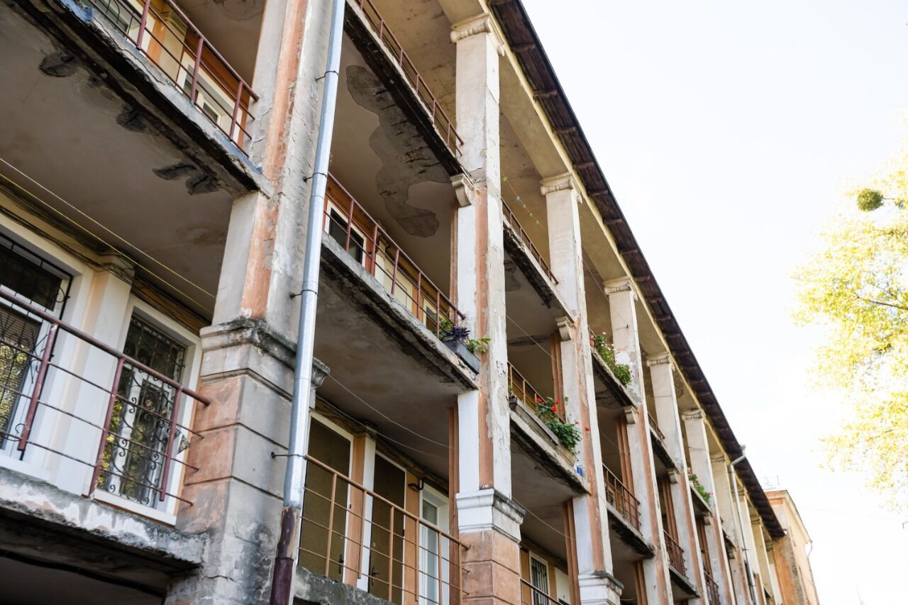 Олександр Попов пообіцяв запустити програму капітального ремонту столичних хрущовок