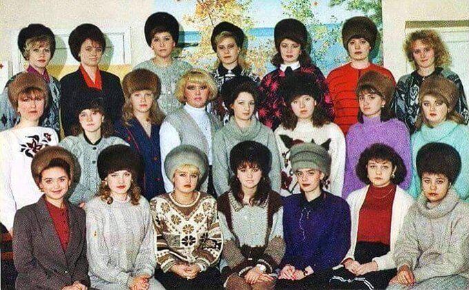 Историческое фото СССР: главная ценность и гордость советской женщины