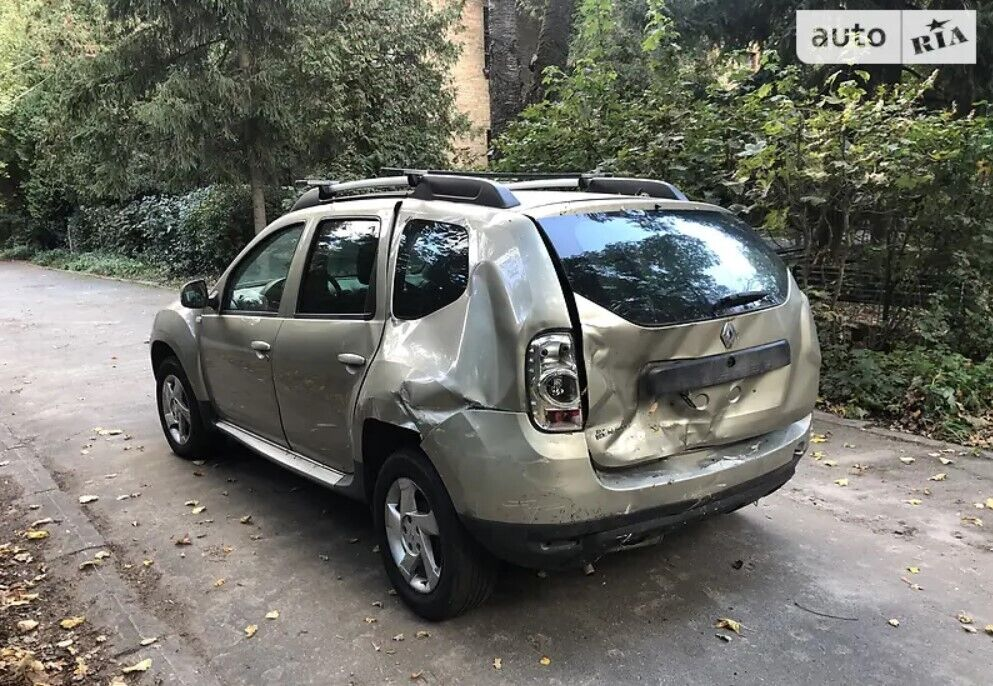 Б/у Renault Duster за $4950