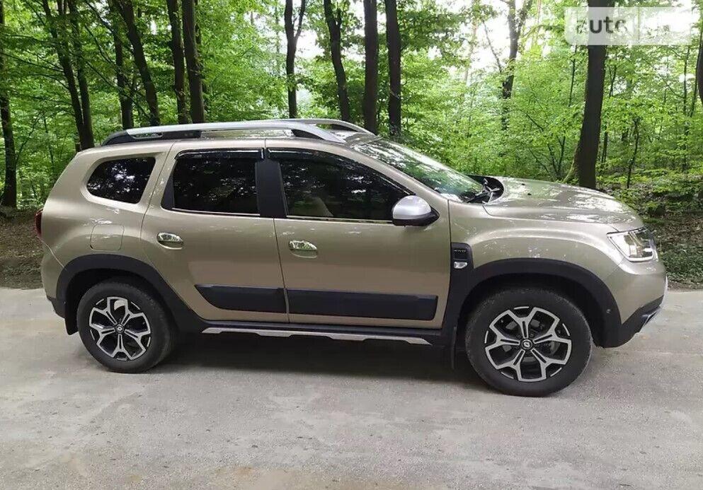 Б/у Renault Duster за $27 999