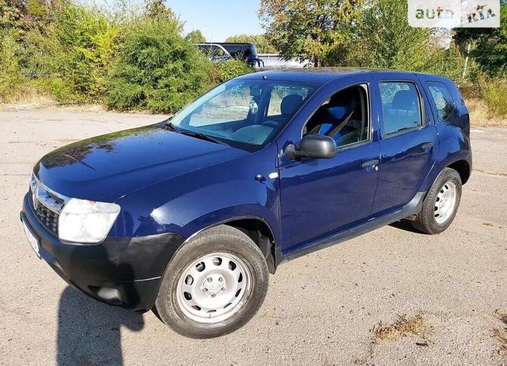Б/у Renault Duster за $7200