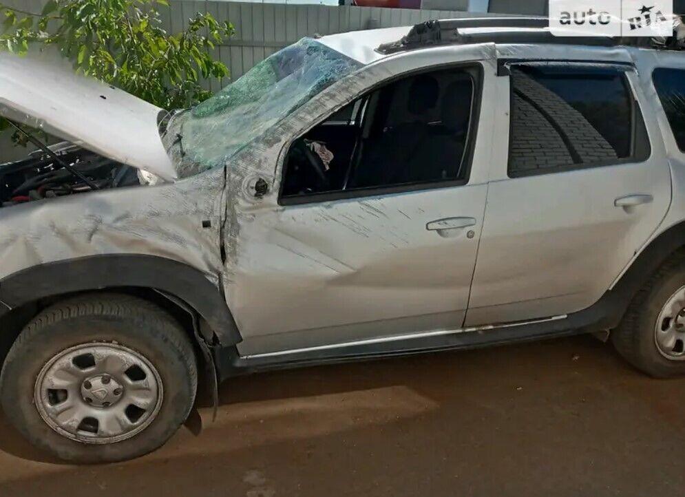 Б/у Dacia Duster за $3700
