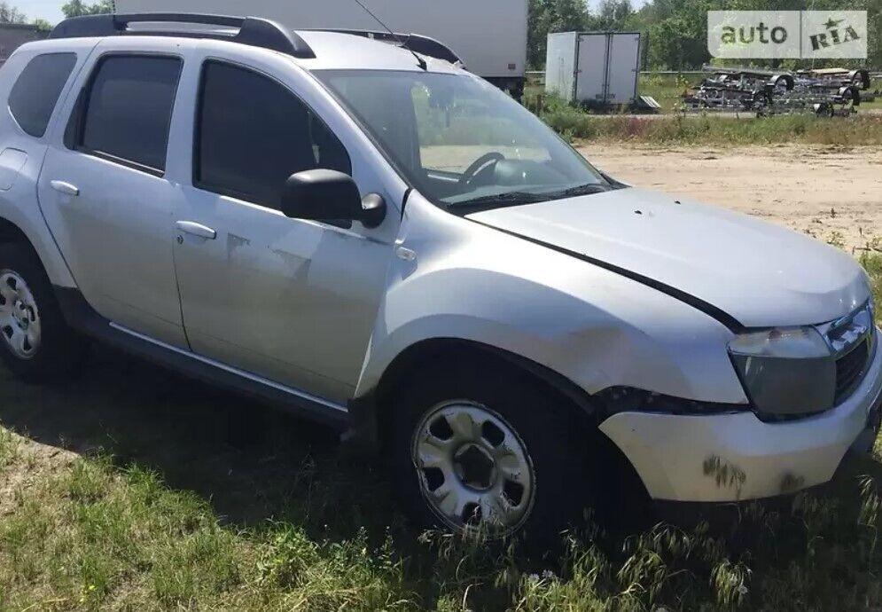 Б/у Renault Duster за $4900