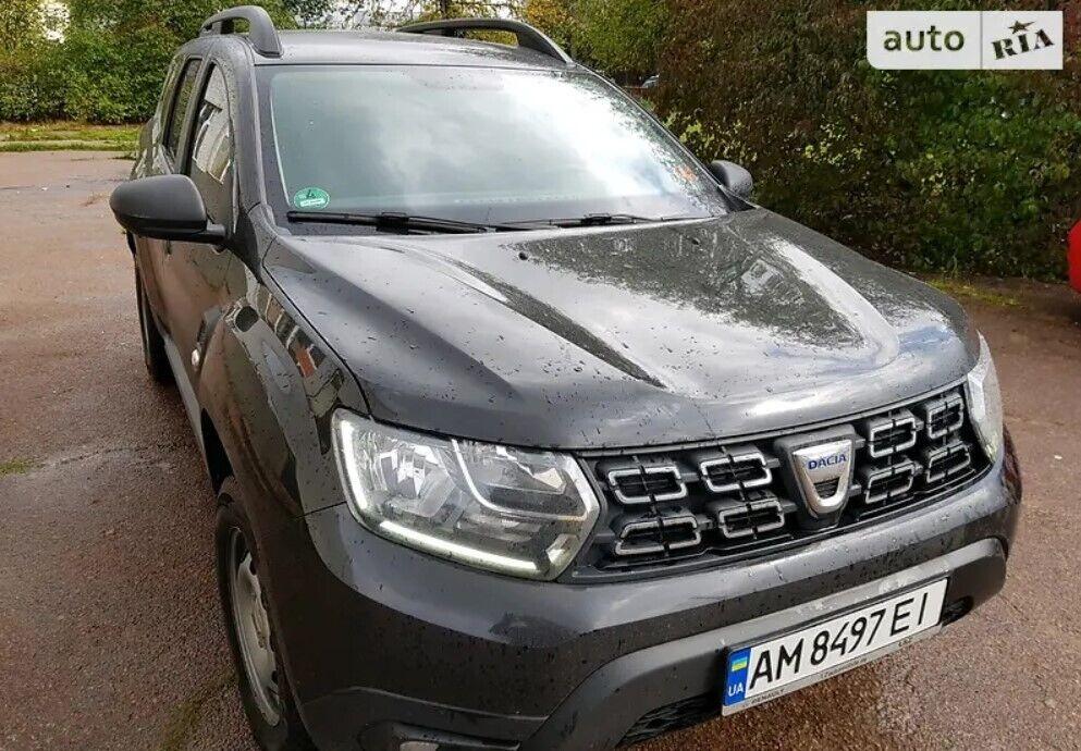 Б/у Dacia Duster за $16 300