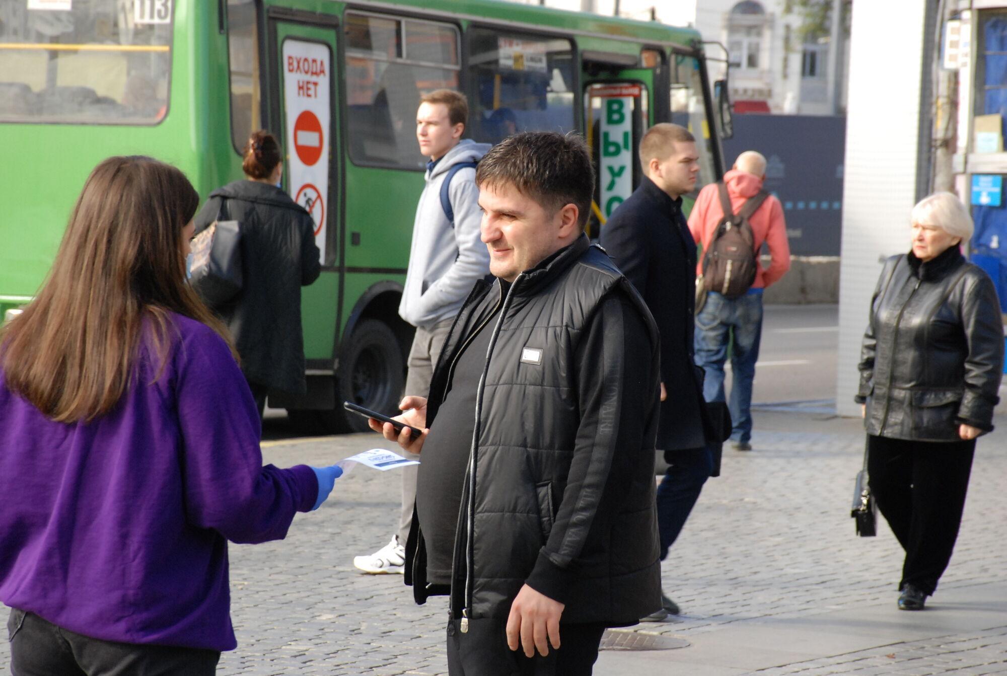 Жителі Дніпра задоволені ініціативою Молодіжної ради