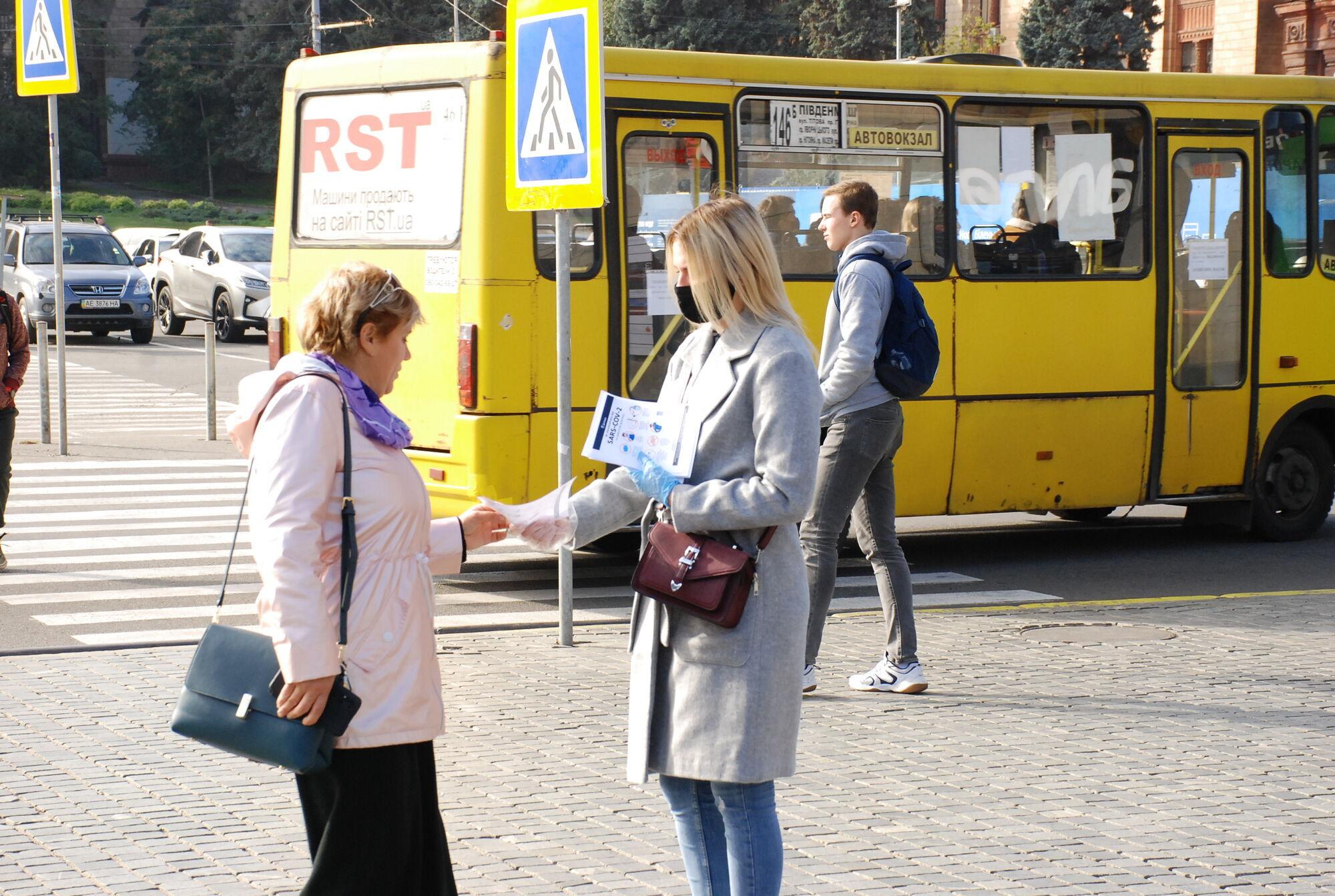 Дніпряни збираються дотримуватися правил інфекційної безпеки на ділянках