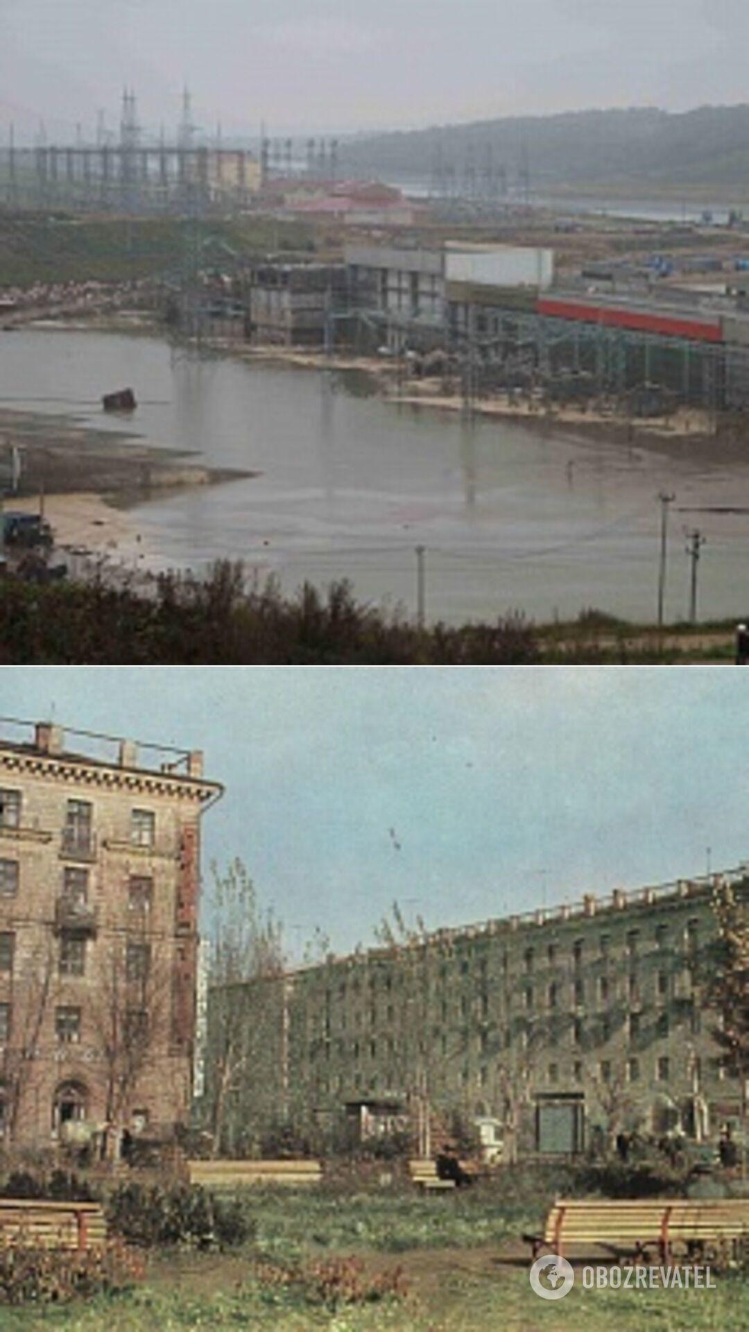 Загорск-6 и Загорск-7