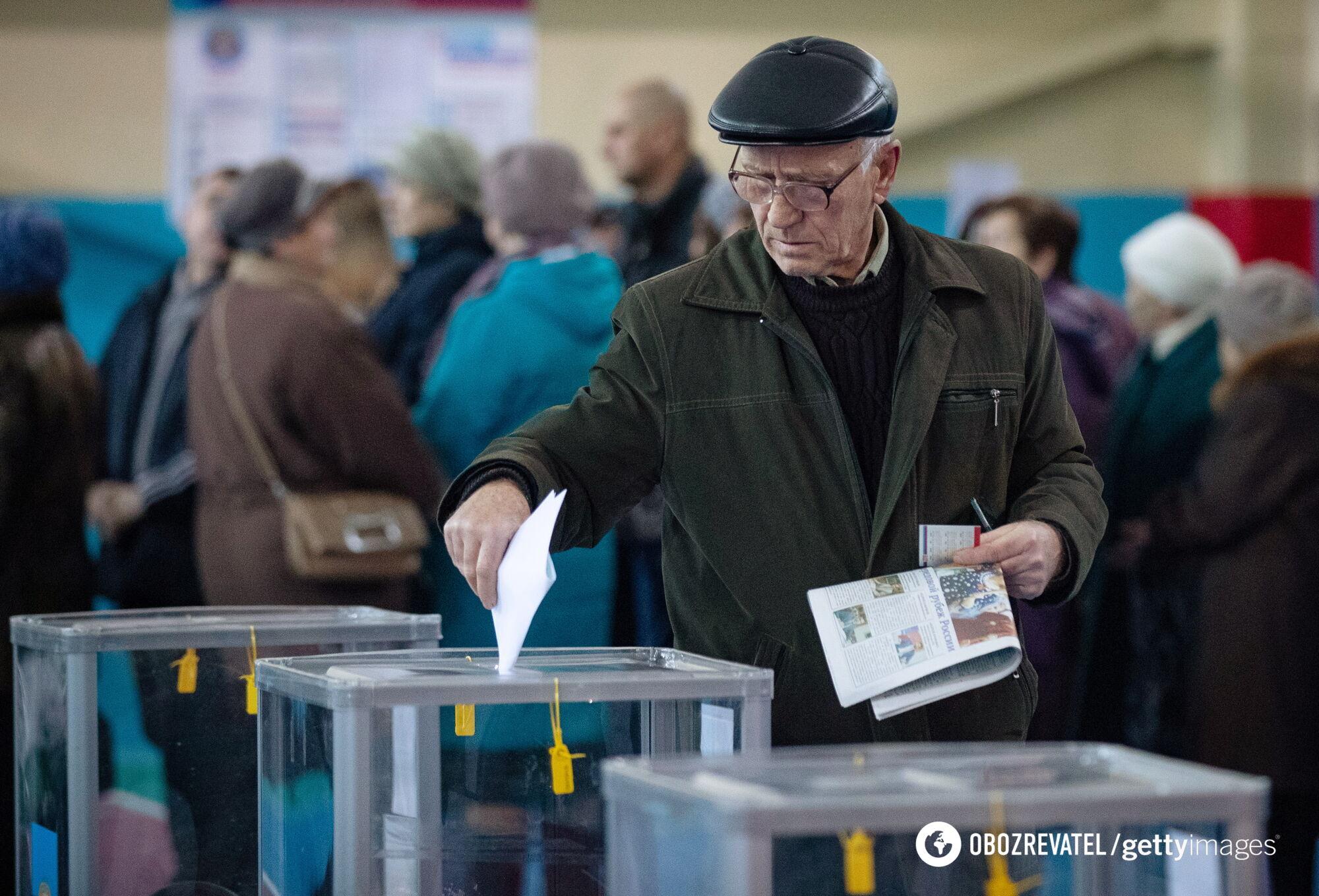 """""""После местных выборов в Украине может наблюдаться дополнительное увеличение количества заболеваний""""."""