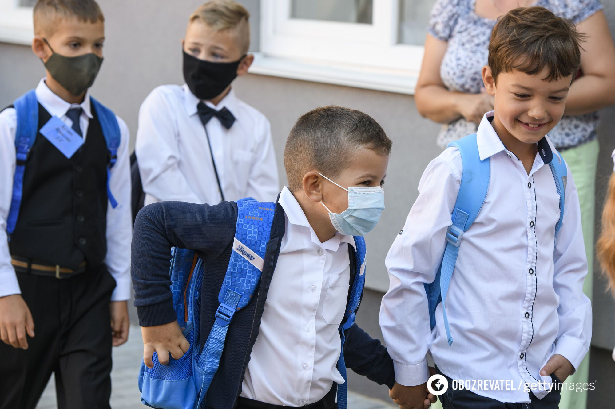 """""""Дети являются локомотивом, движущей силой этой эпидемии""""."""