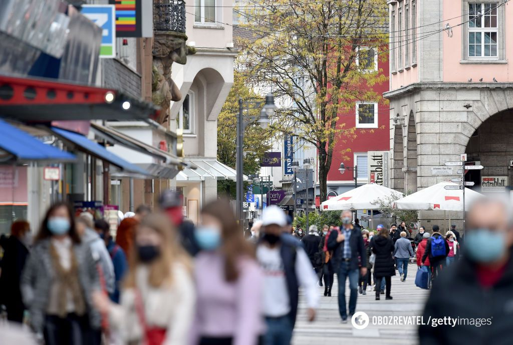 У Німеччині гучні збори в пабах розганяє поліція