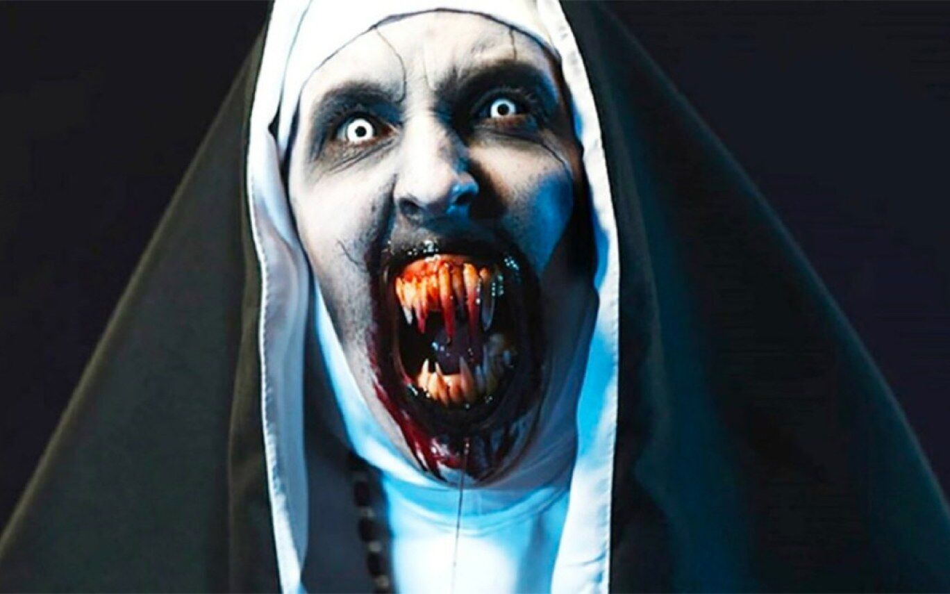 прокляття Монахині