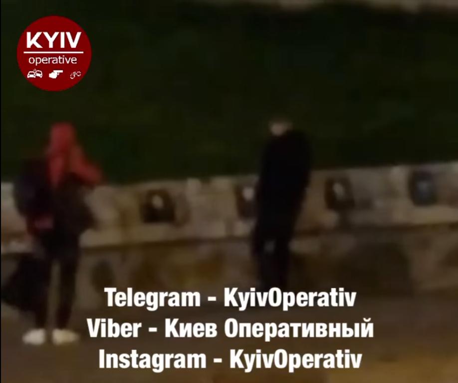 В Киеве вандал осквернил мемориал Небесной Сотне