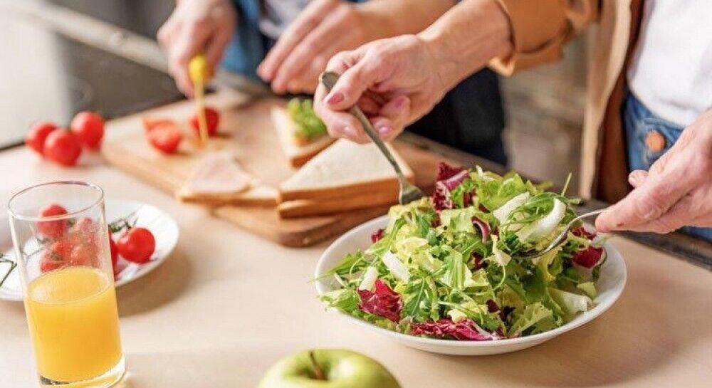 Слід дотримуватися режиму харчування.