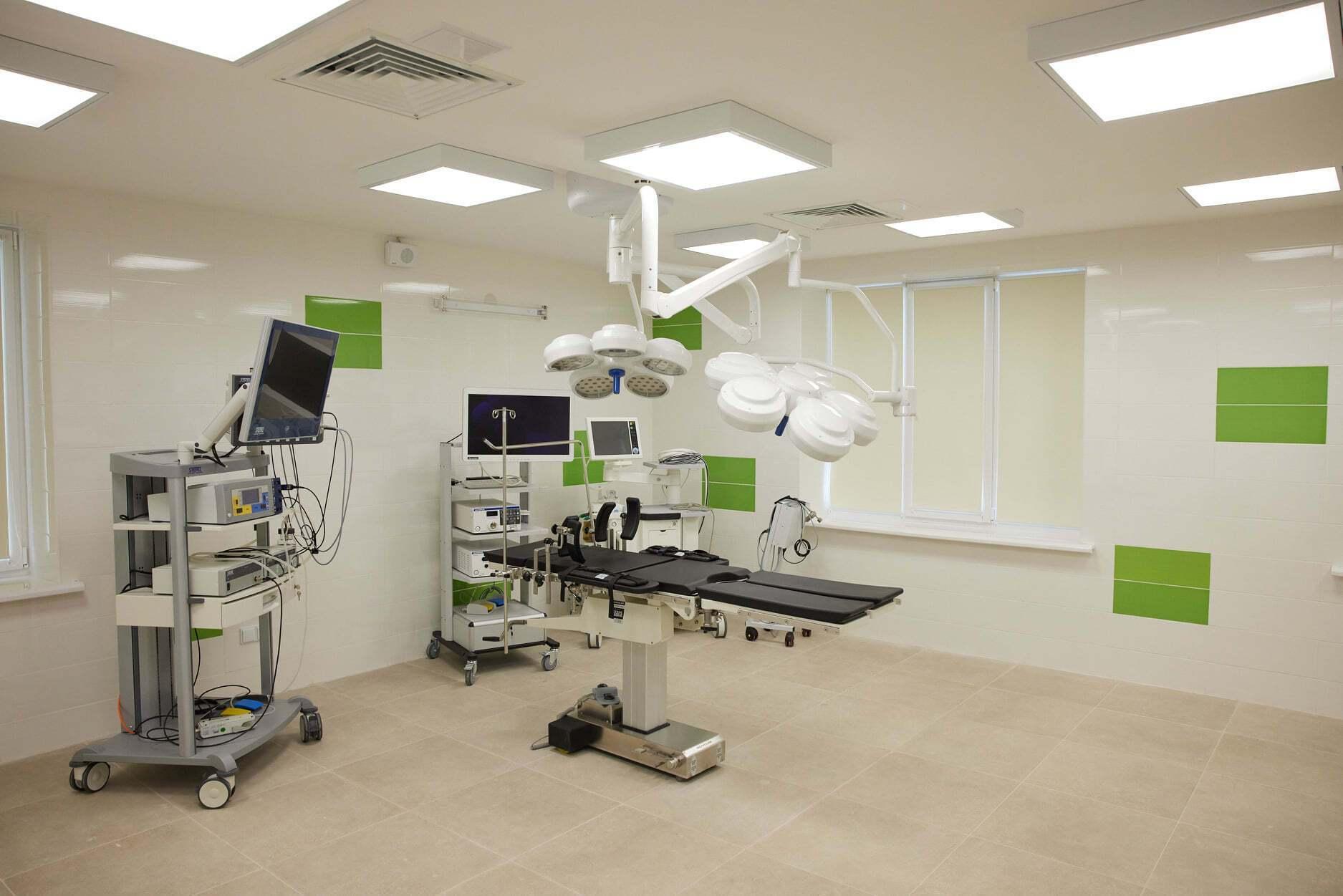 Лікарня в Слов'янську