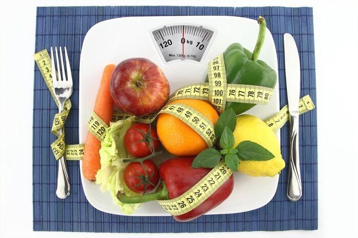 Варто слідкувати за калоріями.