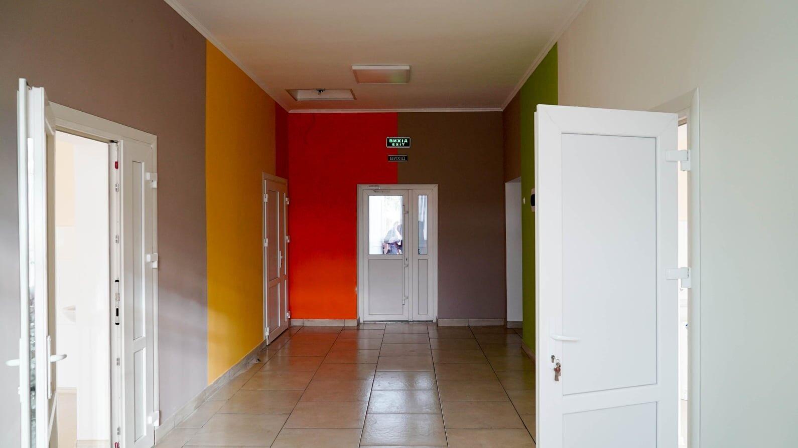 В Теребовле реконструируют детский садик