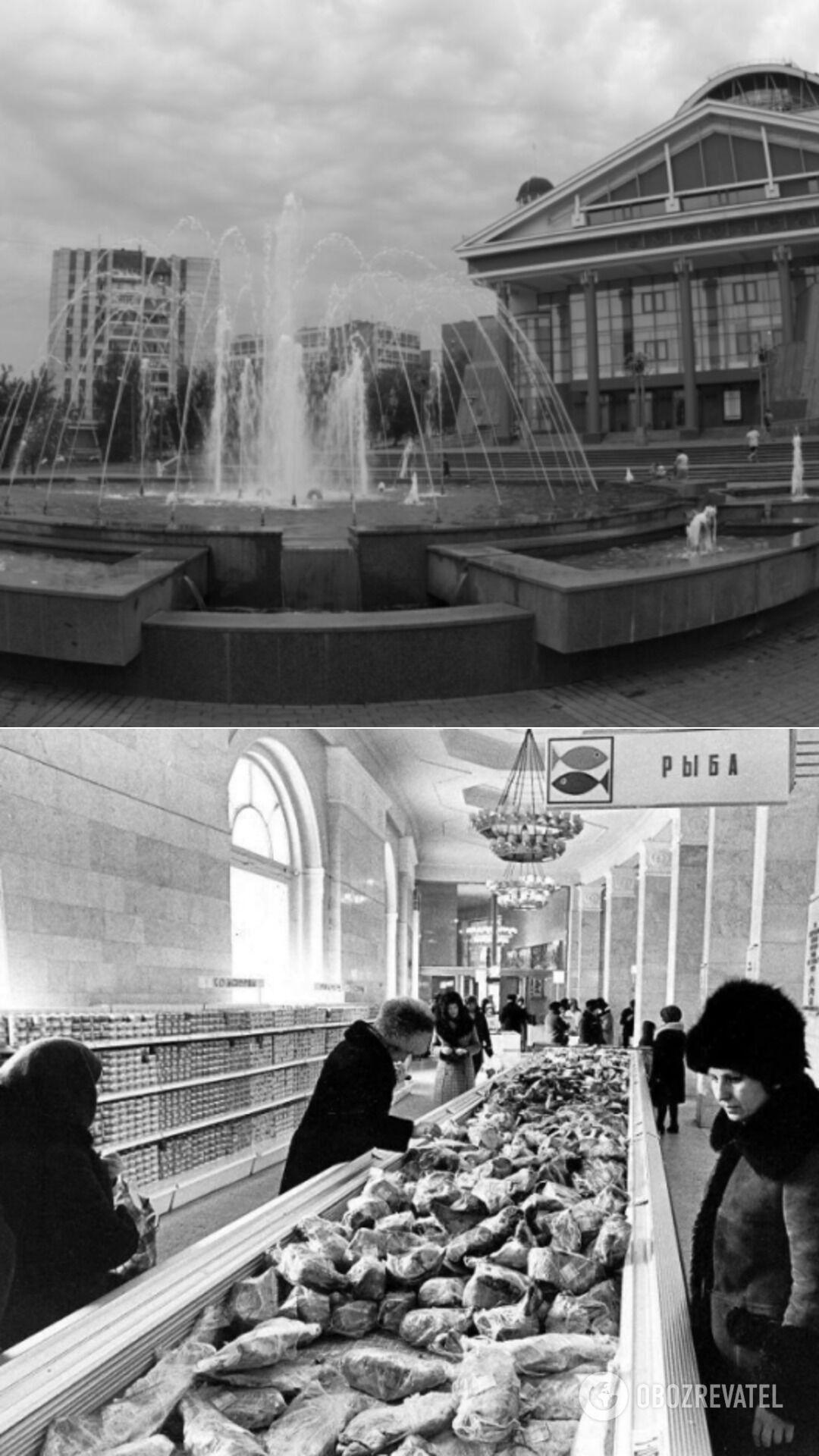 Выехать из ЗАТО было непросто, однако люди там жили богаче, чем в обычных советских городах
