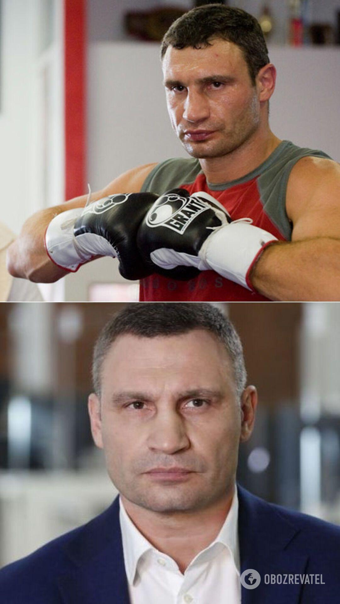 Боксер Виталий Кличко стал мэром Киева
