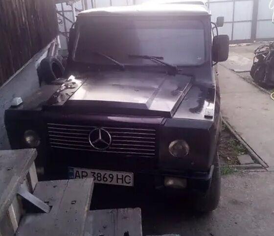 Копия Mercedes G-Class на базе ARO 244