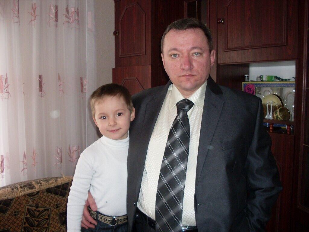 Валентин с сыном