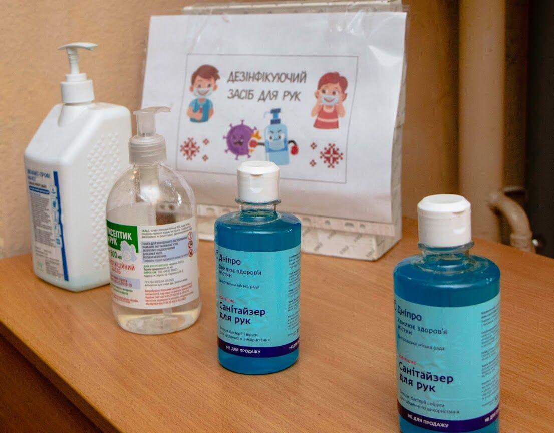 Інфекційну безпеку на всіх 425 виборчих дільницях Дніпра буде дотримано